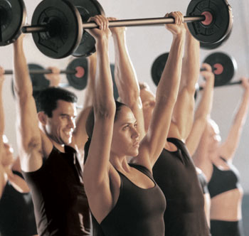 Diet to lose body fat but not weight training